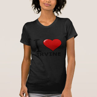 I LOVE IRVINE,CA - CALIFORNIA T-Shirt