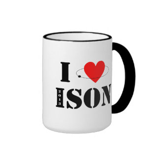 I love Ison Mug