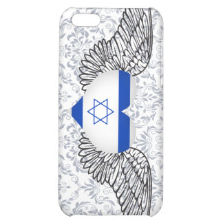I Love Israel -wings iPhone 5C Cover