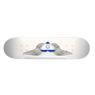I Love Israel -wings Skateboards