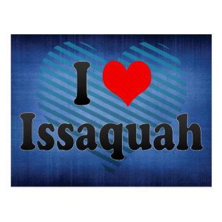 I Love Issaquah, United States Postcard