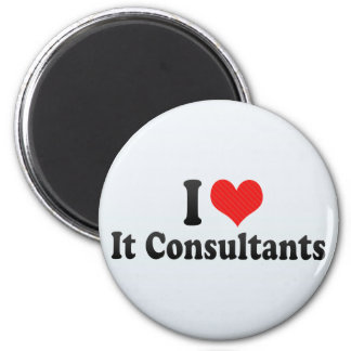 I Love It Consultants Magnets
