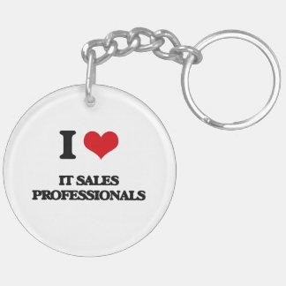 I love It Sales Professionals Acrylic Key Chains