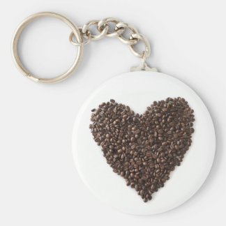 I love italian coffee! key ring