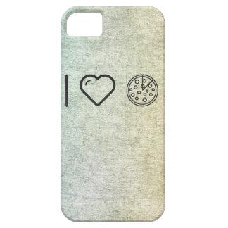 I Love Italian Pizzas iPhone 5 Covers