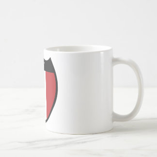I Love Italy Basic White Mug