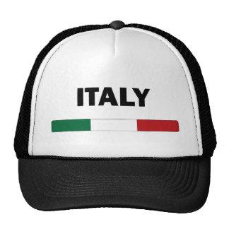 I Love Italy Hats