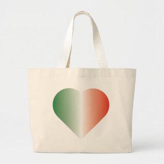 I Love Italy Jumbo Tote Bag