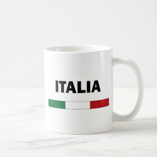 I Love Italy Classic White Coffee Mug