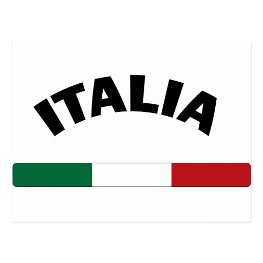 I Love Italy Post Cards