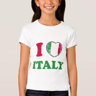 I Love Italy Tee Shirt