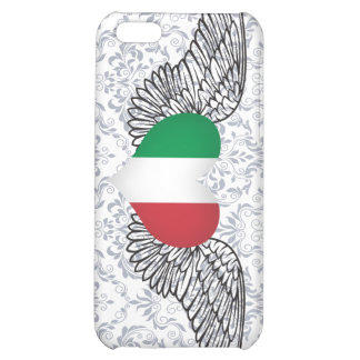 I Love Italy -wings Cover For iPhone 5C