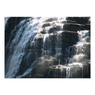 I love Ithaca Falls New York Invites