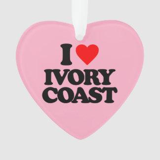 I LOVE IVORY COAST
