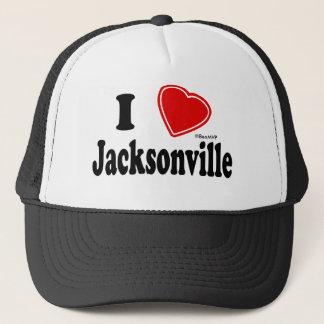 I Love Jacksonville Trucker Hat