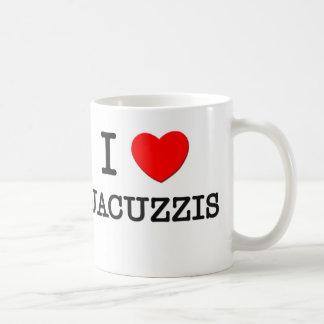 I Love Jacuzzis Coffee Mug