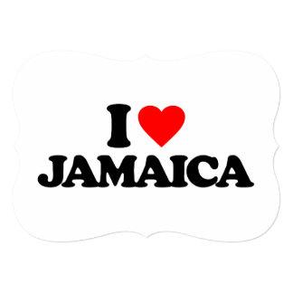 I LOVE JAMAICA ANNOUNCEMENT