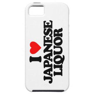 I LOVE JAPANESE LIQUOR iPhone 5 COVERS