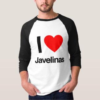 i love javelinas T-Shirt