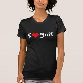 I love Jeff Shirts