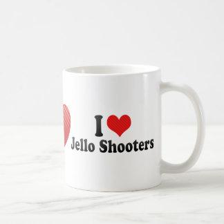 I Love Jello Shooters Mugs