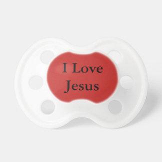 I Love Jesus Dummy