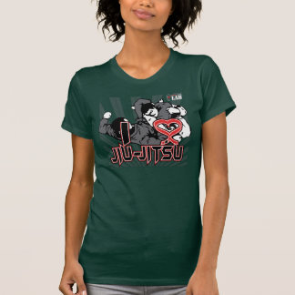 I Love Jiu-Jitsu T-Shirt