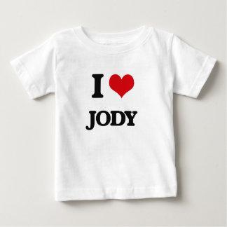 I Love Jody T Shirt