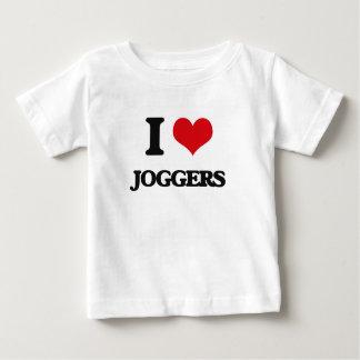 I Love Joggers Tshirt