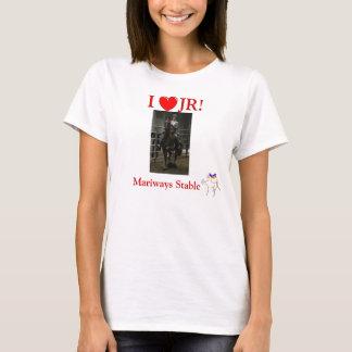 I Love JR Shirt! T-Shirt