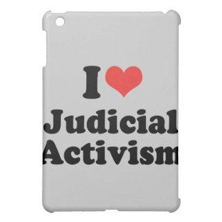 I LOVE JUDICIAL ACTIVISM - .png iPad Mini Cover