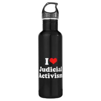 I LOVE JUDICIAL ACTIVISM.png 710 Ml Water Bottle