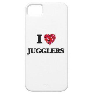 I Love Jugglers iPhone 5 Case