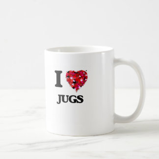 I love Jugs Coffee Mug
