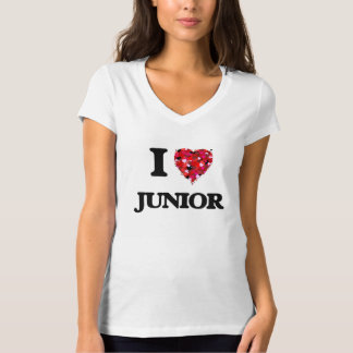 I Love Junior T-Shirt