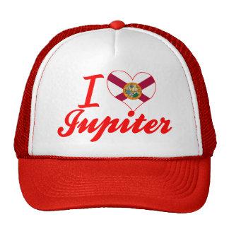 I Love Jupiter, Florida Trucker Hat