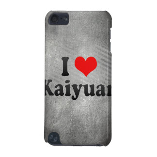 I Love Kaiyuan, China iPod Touch 5G Covers