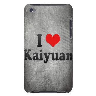 I Love Kaiyuan, China iPod Case-Mate Cases