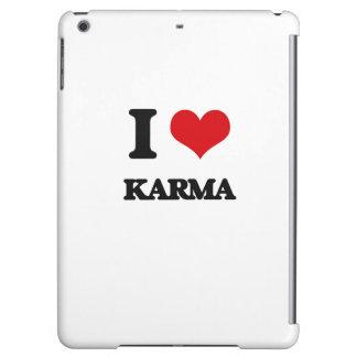 I Love Karma Cover For iPad Air
