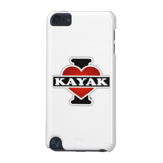 I Love Kayak iPod Touch (5th Generation) Cover