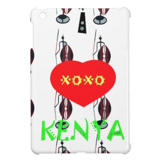 I Love Kenya XOXO iPad Mini Case