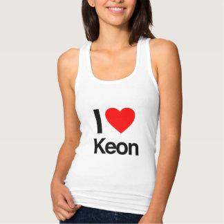 I Love Keon Singlet