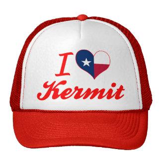 I Love Kermit, Texas Hats