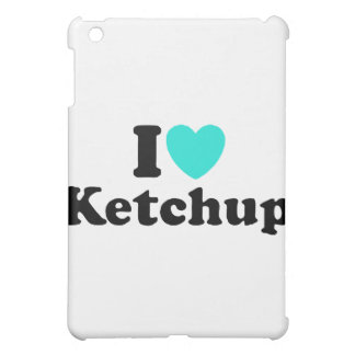I Love Ketchup iPad Mini Case