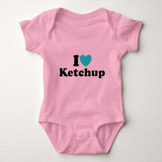 I Love Ketchup Shirts