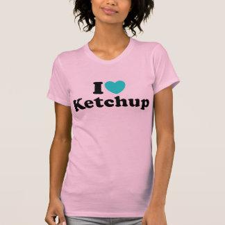I Love Ketchup Tanktops