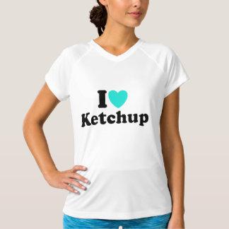 I Love Ketchup Tees