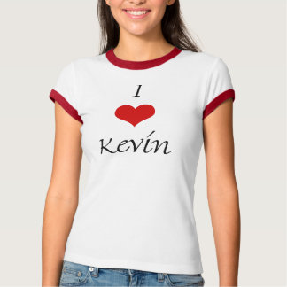 I love Kevin T-Shirt