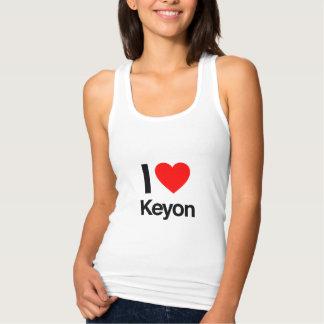 I love Keyon Singlet