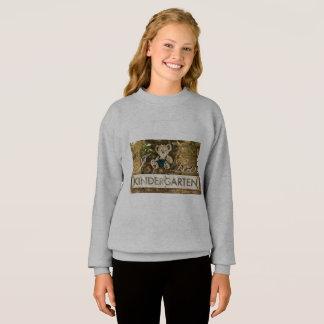 I Love Kindergarten Sweatshirt